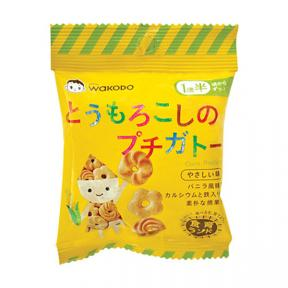 Wakodo Baby Snacks - Corn Biscuits