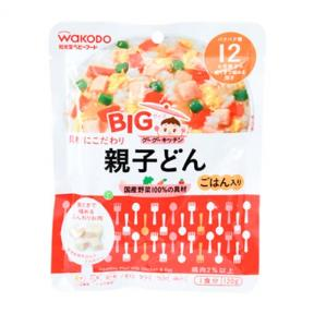 Wakodo Pouch Bag - Japanesse Pilaf With Chicken & Egg