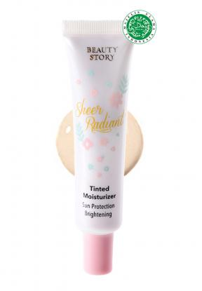 Tinted Moisturiser Sheer Radiant