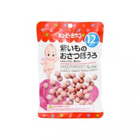 Kewpie Purple Sweet Potato Bolo 40g (12)