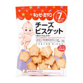 Kewpie Cheese Biscuit 30g (7)