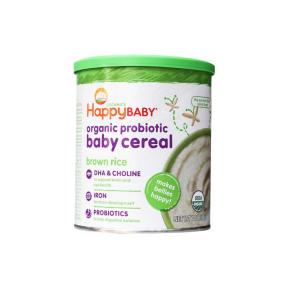 Happy Baby Organic Brown Rice Cereal