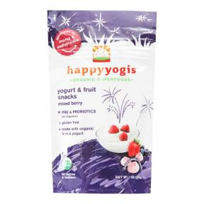 Happy Baby Happy Melts - Mixed Berry