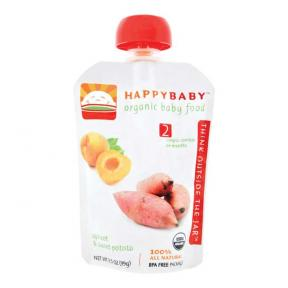 Happy Baby Organic - Apricot & Sweet Potato