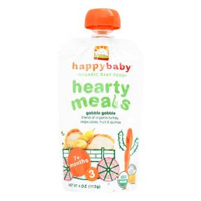 Happy Baby Organic Baby Food - Goble Goble