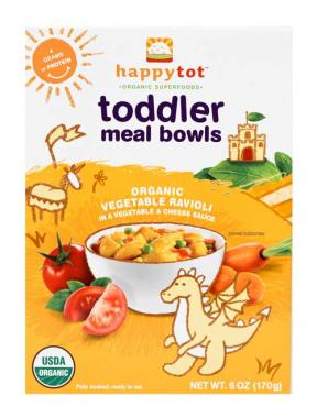 Happy Baby Happy Tot Meal Bowls - Vegetable Ravioli
