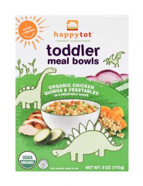Happy Baby Happy Tot Meal Bowls - Chicken, Vegetables, Quinoa