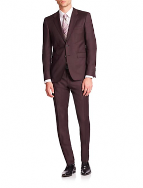 Regular Fit Suit Jacket Burbury