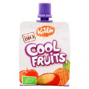 Kalibio Cool Fruits Organic Smoothie Apple-Mango-Pinapple