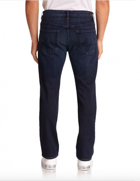 7 for all mankind - straight-leg jeans