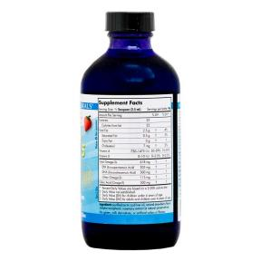 Nordic Naturals DHA Kid's Arctic Cod Liver Oil - Strawberry 8 fl. Oz