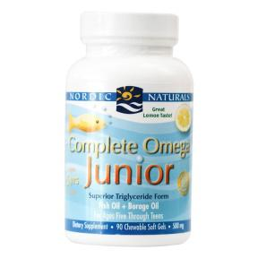 Nordic Naturals Omega 3.6.9 Junior 90softgels