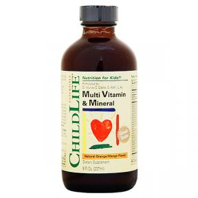 Childlife Essentials Multi-Vitamin & Mineral 8oz