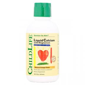 ChildLife Liquid Calcium Magnesium 16oz