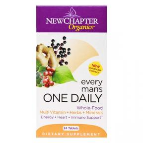 New Chapter Organics Every Man One Daily, 24 tablets
