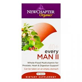 New Chapter Organics Every Man II, 96 tablets
