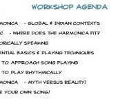 CK's Harmonica Workshop for Beginners