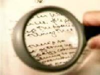 You can read & identify personality by handwriting analysis/graphology