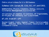 Chemistry and Biology Grade XI and XII Tuitions