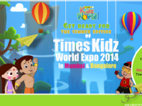 Times Kidz World '14 at Hotel Lalit Ashoka - + 91 9663094414