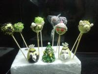 Cake pops classes