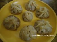 Momos - Cook with RKJ (hobby class)