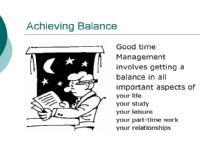 Learn Time Management to Achieve Goals
