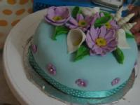 Become an expert in cake decoration & Basics of Fondant.