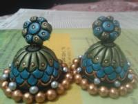 Certificate course in Terracotta jewellery making and Fashion Jewellery Designing