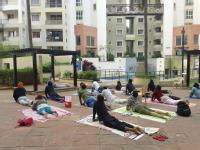 Yoga class (Result oriented) starting in HSR layout on 10-Mar-2013...