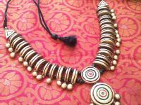 Tirupur Advanced Terracotta jewellery making class, details call 9965662646