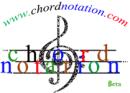 Chordnotation photo