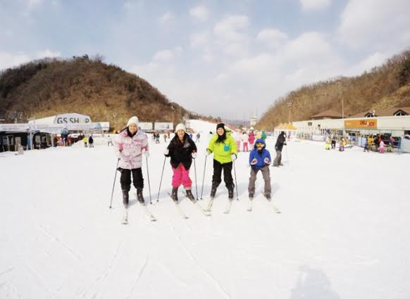 How I Spent Winter In Korea With My Family For 25k Each
