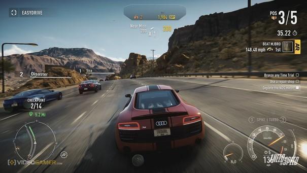 Как создать новый профиль в need for speed rivals