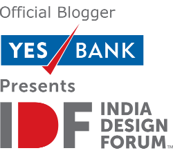 Official Blogger for India Design Forum