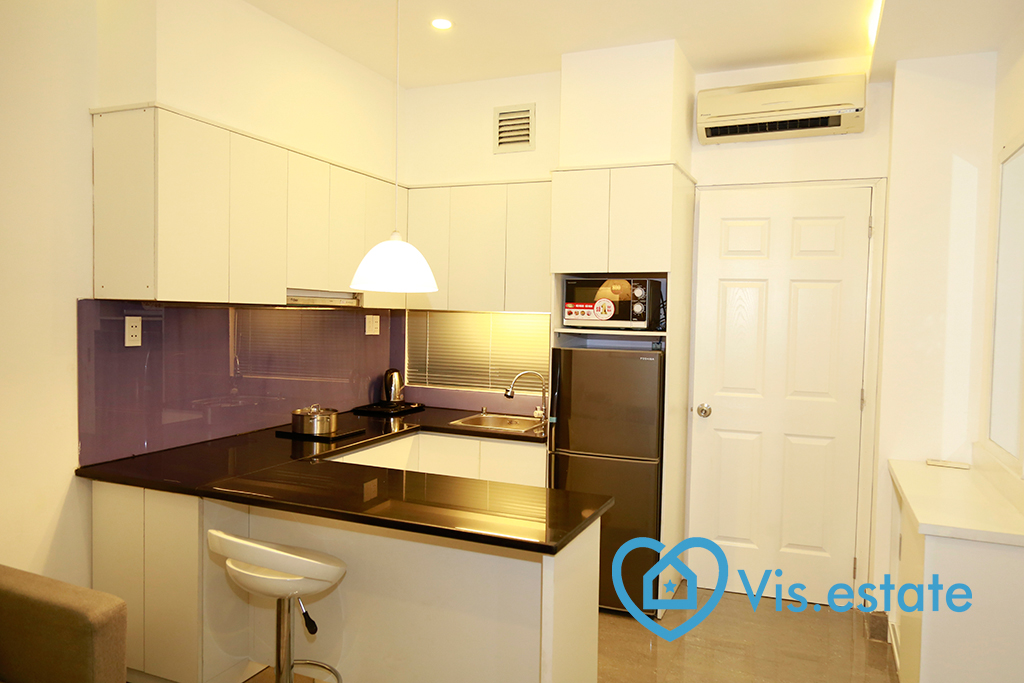 Serviced apartment one bedroom for rent in D1Vis Estate