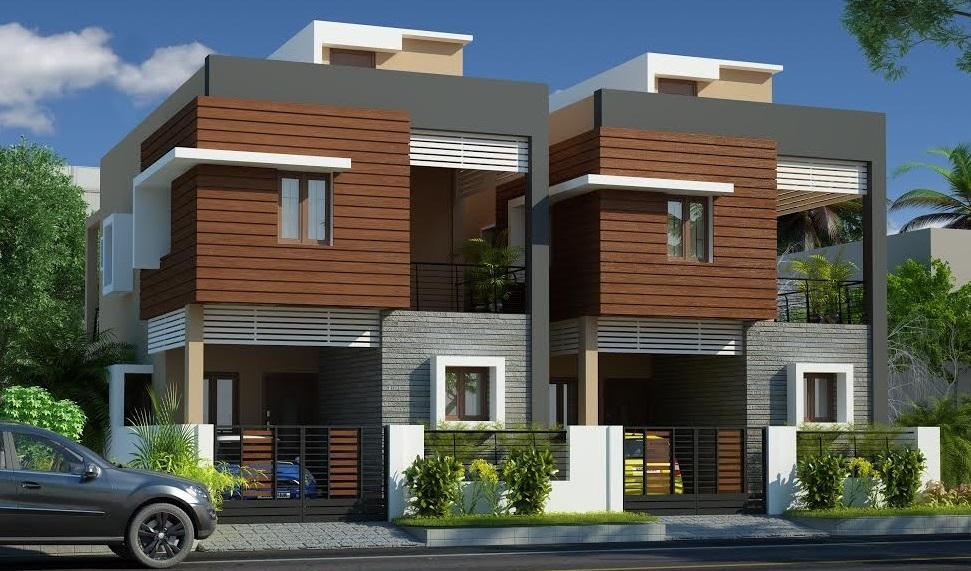 Duplex house builders in chennai joy studio design for Duplex builders