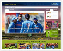 Cricket Score Hub
