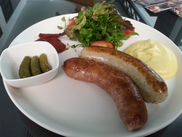 Fresh Sausages Set