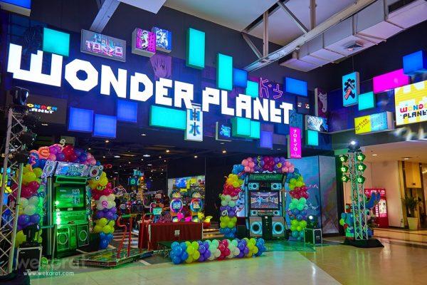 Wonder Planet โฉมใหม่