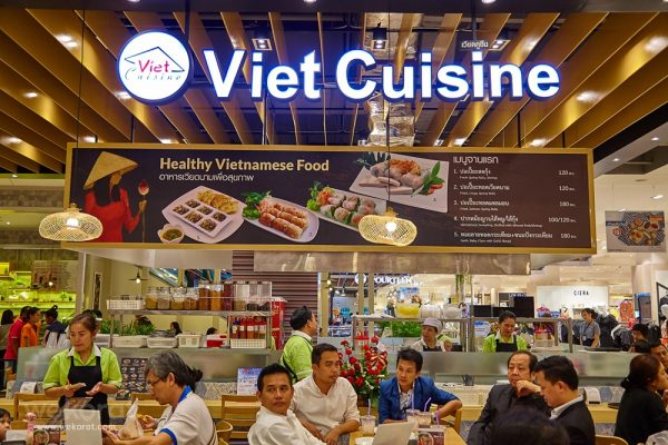 Viet Cuisine ใครที่รอคอยร้านอาหารเวียดนามในเดอะมอลล์โคราช ก็มีให้ได้ลองแล้ว