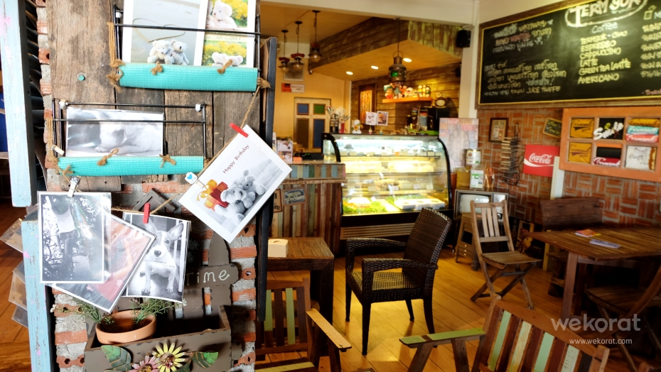 ร้านกาแฟพิมาย