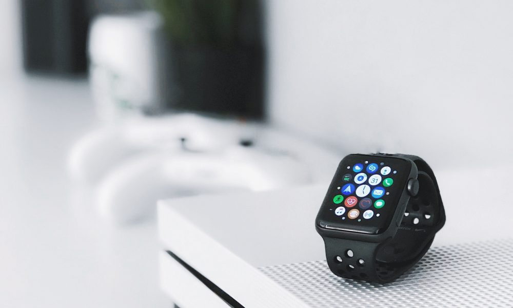 Apple Watch - Photo by David Švihovec on Unsplash