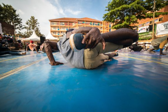 bboy - Photo by Slim Emcee (UG) the poet Truth_From_Africa_Photography on Unsplash