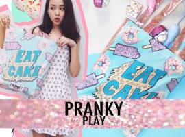 ร้าน Pranky Play สไตล์สาวหวาน ที่ใครเห็นก็ต้องชอบ (ร้านค้าแนะนำ#2)