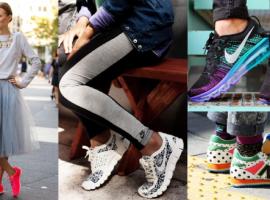 Sneaker รองเท้าผ้าใบ ที่แมทช์กับสไตล์ไหนก็เข้า!