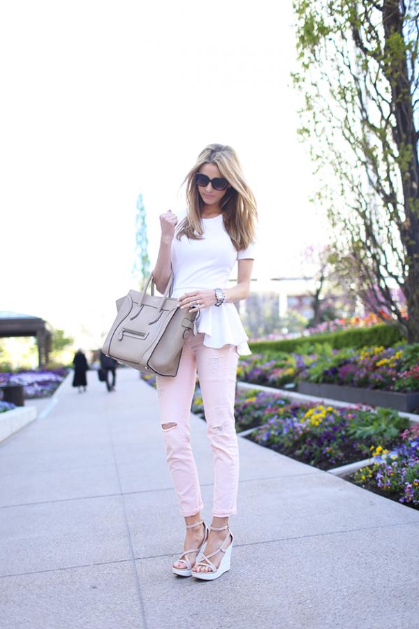 pink pants-f09903