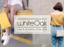 ร้าน Whiteoak Factory  : Less & Simplicity , more style (ร้านค้าแนะนำ#7)