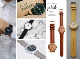 รวม 5 แบรนด์ นาฬิกาแฟชั่น ดีไซน์ล้ำ ที่ทุกคนต้องหันมามอง! (รวมร้านค้าแนะนำ#3)