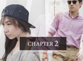 ร้าน Chapter 2 หมวกทรงสวย หลากสีสัน  (ร้านค้าแนะนำ#11)